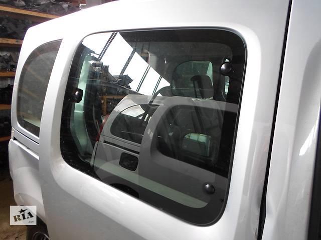 купить бу Б/у Стекло двери, в кузов, лобовое на Renault Kangoo Кенго 1,5 DCI К9К 2008-2012 в Рожище