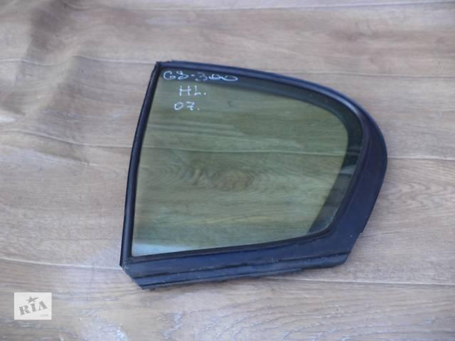 купить бу Б/у стекло двери заднее левое глухое 68124-30550 для седана Lexus GS 300 2007г в Николаеве