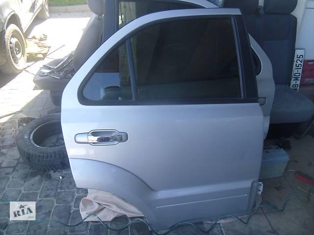 купить бу Б/у стекло двери заднее правое для легкового авто Kia Sorento2008 в Коломые