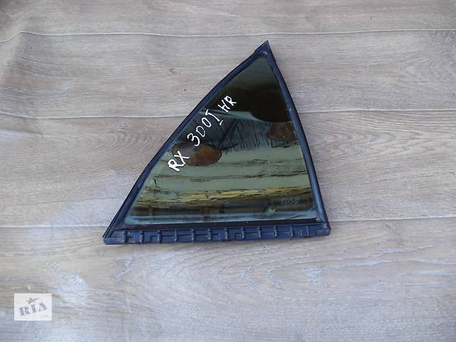 бу Б/у стекло двери заднее правое и левое глухое 68123-48050, 68124-48050 для кроссовера Lexus RX 300(I) 2001г в Киеве