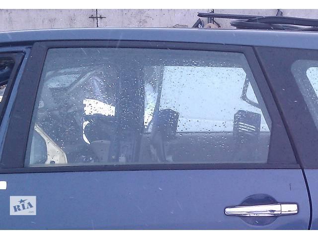 Б/у стекло двери задней правой и задней левой MN 129339, MN 129340 для минивена Mitsubishi Grandis 2- объявление о продаже  в Николаеве