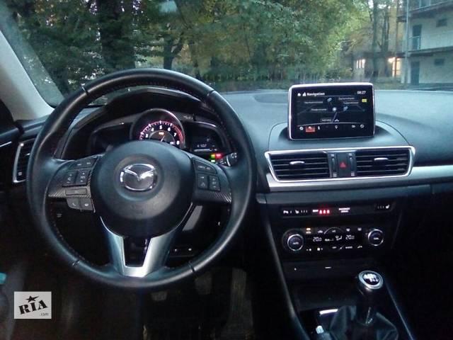 Б/у стекло лобовое/ветровое для хэтчбека Mazda 3- объявление о продаже  в Золочеве (Львовской обл.)
