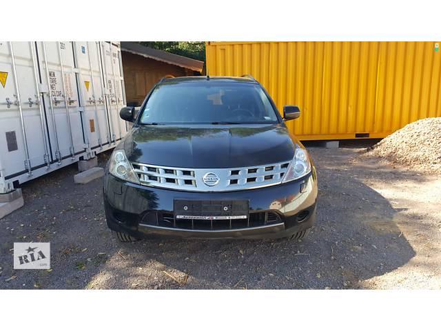 продам Б/у стекло лобовое/ветровое для кроссовера Nissan Murano бу в Киеве