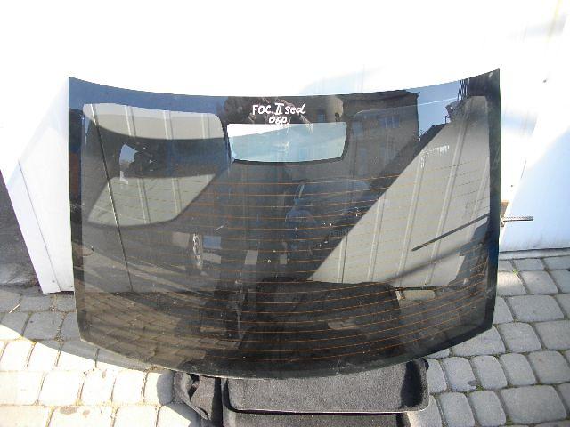 купить бу Б/у стекло лобовое/ветровое для легкового авто Ford Focus 2007 в Львове