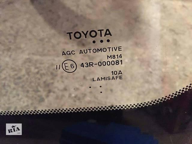 Б/у стекло лобовое/ветровое для легкового авто Toyota Rav 4- объявление о продаже  в Львове