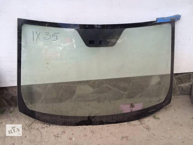 купить бу Б/у стекло лобовое/ветровое для седана Hyundai IX35 в Львове