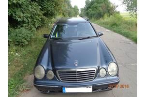 б/у Стекло лобовое/ветровое Mercedes E-Class