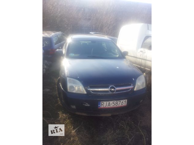 купить бу Б/у Стекло лобовое/ветровое Opel Vectra C в Львове