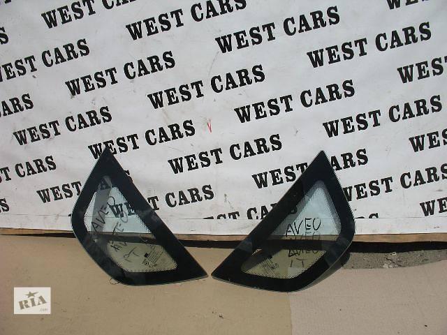 Б/у стекло в кузов для легкового авто Chevrolet Aveo Hatchback (5d) 2004- объявление о продаже  в Луцке