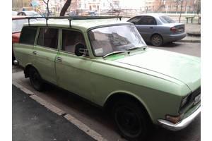 б/у Стекла в кузов Москвич 2137