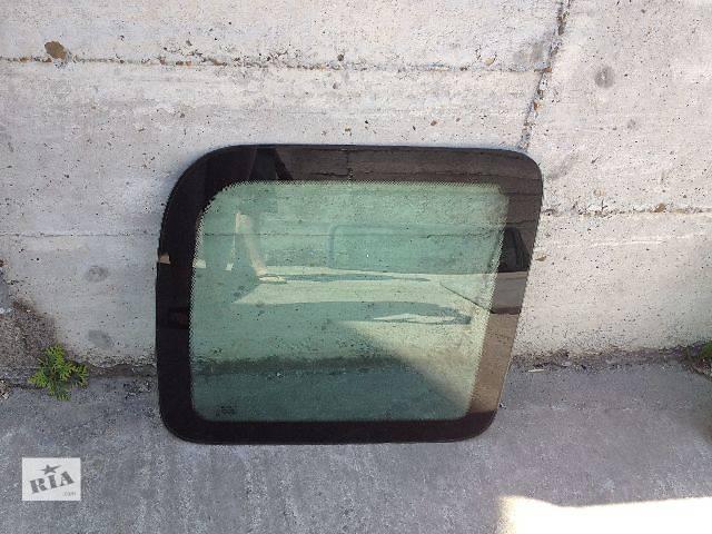 бу Б/у стекло в кузов для легкового авто Renault Kangoo в Бучаче