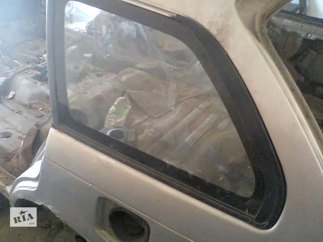продам Б/у стекло в кузов для легкового авто Toyota Corolla бу в Ровно