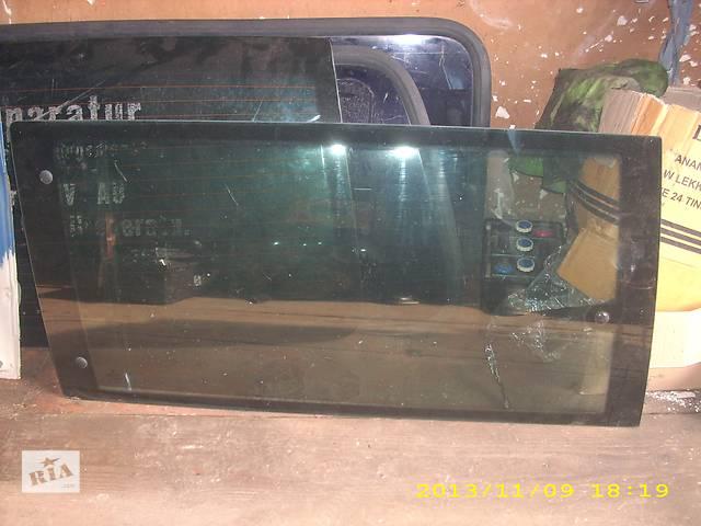 купить бу Б/у стекло в кузов для микроавтобуса Mercedes Vito в Львове