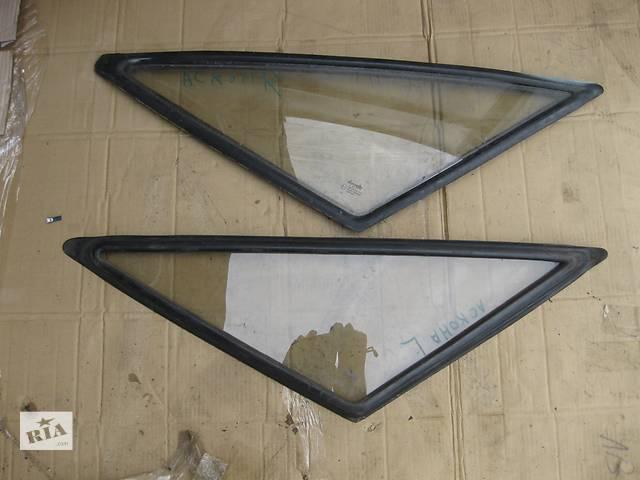 купить бу Б/у стекло в кузов форточка трикутник Opel Ascona в Львове