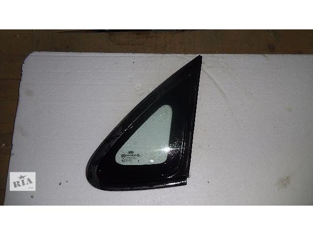купить бу Б/у стекло в кузов правое для легкового авто Hyundai Elantra 2008 в Коломые