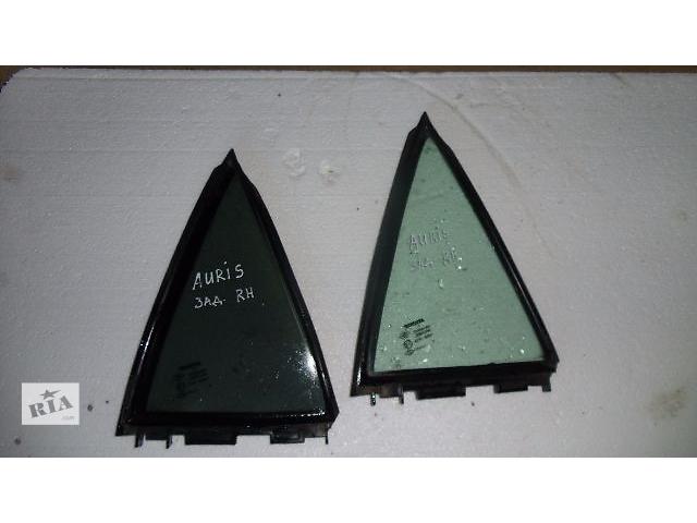купить бу Б/у стекло в кузов правое для легкового авто Toyota Auris 2007 в Коломые