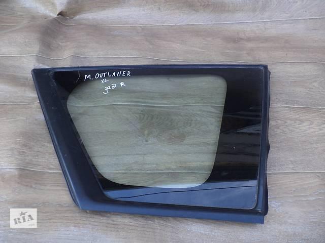 купить бу Б/у стекло в кузов заднее правое для кроссовера Mitsubishi Outlander XL в Киеве
