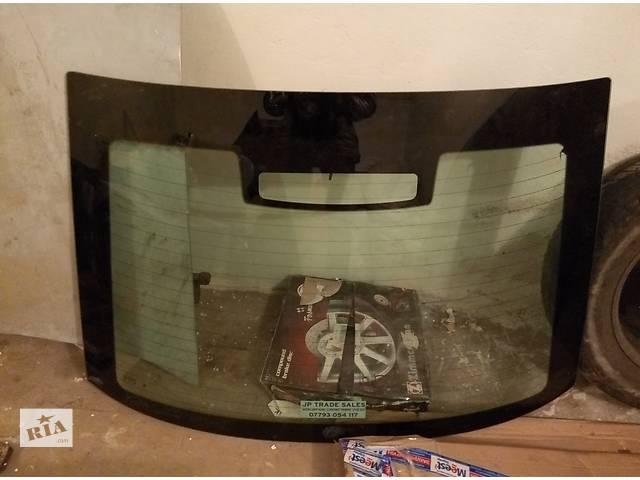Б/у стекло заднее для легкового авто Skoda Octavia Tour 2002 2003 2004 2005 2006 2007 2008 2009 2010 2011- объявление о продаже  в Одессе