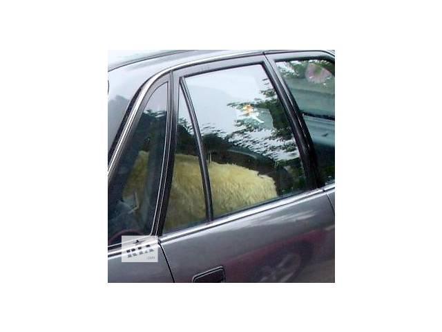 купить бу Б/у стекло задней правой двери 68113-20420  для седана Toyota Carina 2 1990г в Николаеве
