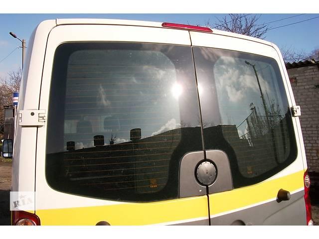 продам Б/у Стекло задних дверей Фольксваген Крафтер Volkswagen Crafter 2006-2011 бу в Луцке
