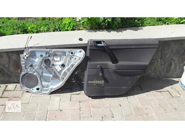 продам Б/у стеклоподъемник для хэтчбека Volkswagen Polo бу в Черновцах