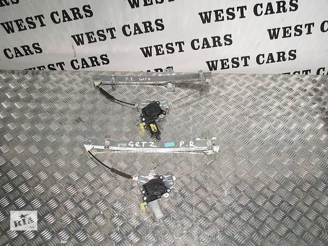 бу Б/у стеклоподъемник для легкового авто Hyundai Getz Hatchback 5D в Луцке