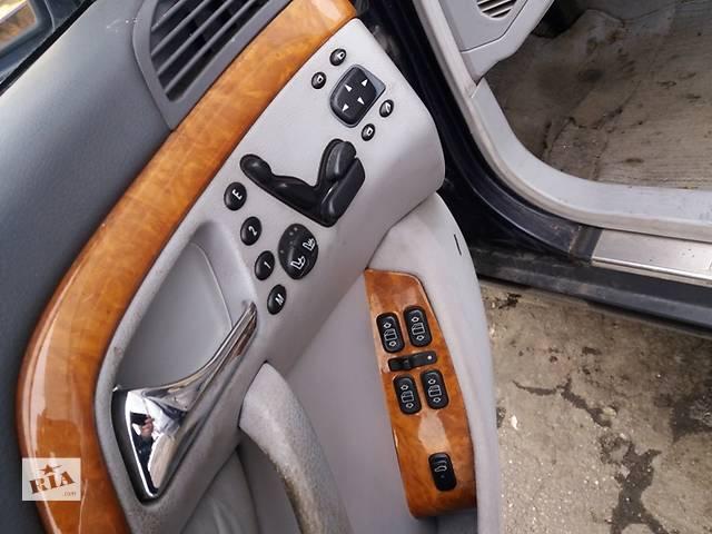 Б/у стеклоподъемник для легкового авто Mercedes S-Class- объявление о продаже  в Луцке