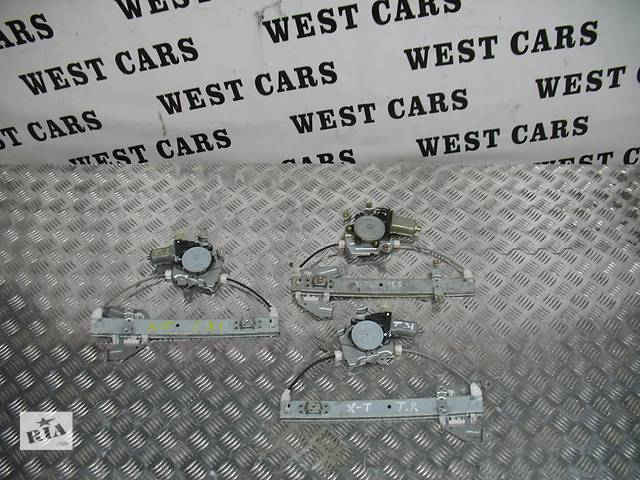купить бу Б/у стеклоподъемник для легкового авто Nissan X-Trail 2010 в Луцке