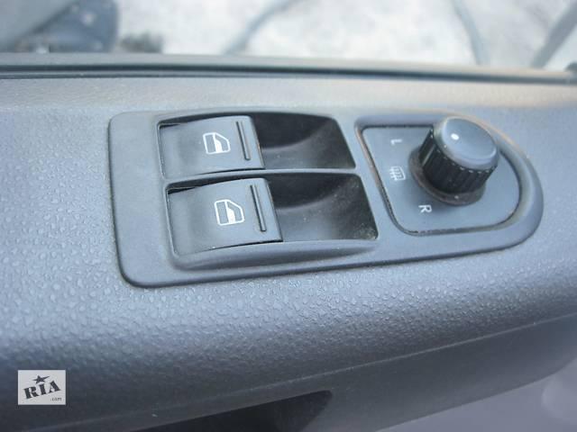 Б/у стеклоподъемник комплект с проводкой Volkswagen Caddy- объявление о продаже  в Ровно