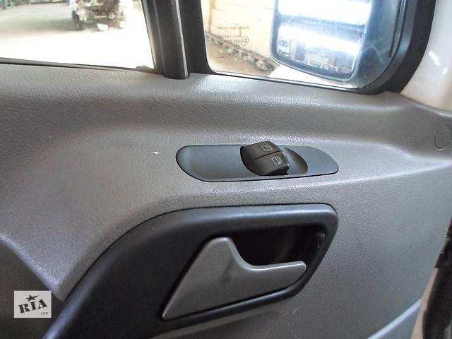 бу Б/у Стеклоподъемник Легковой Volkswagen Crafter пасс. груз. 2009 в Луцке