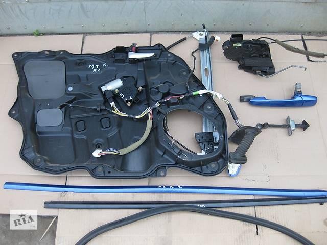 Б/у стеклоподъемник склопідйомник  Mazda 3 Мазда 3- объявление о продаже  в Львове