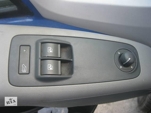 купить бу Б/у стеклоподъемники комплект c проводкой Fiat Ducato 2006- в Ровно