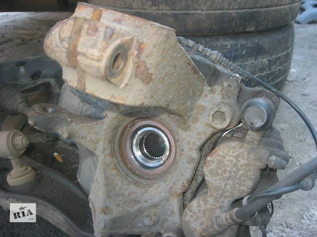 купить бу Б/у ступица передняя Fiat Ducato 2006- в Ровно