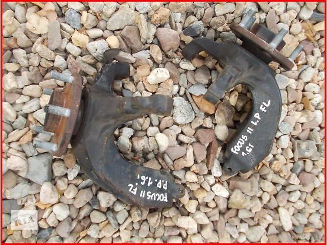 продам Б/у ступица передняя  Ford Focusmk2  2009р бу в Львове