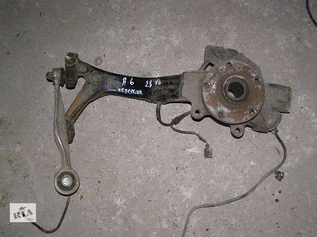 бу Б/у ступица правая левая задняя/передняя для легкового авто Audi A6 2.8 в Новой Каховке