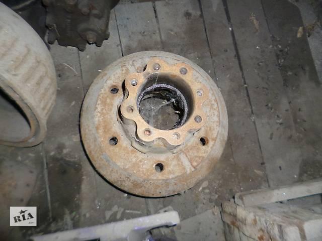 продам Б/у ступица задняя/передняя для грузовика Mercedes бу в Кременчуге
