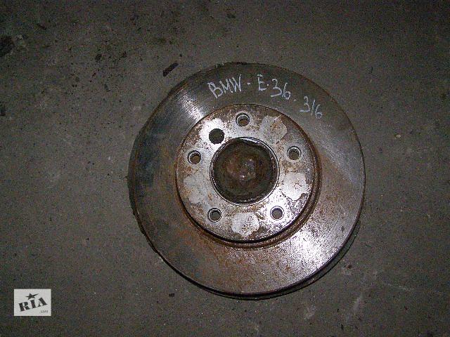 купить бу Б/у ступица задняя/передняя для легкового авто  bmw e36 316 в Новой Каховке
