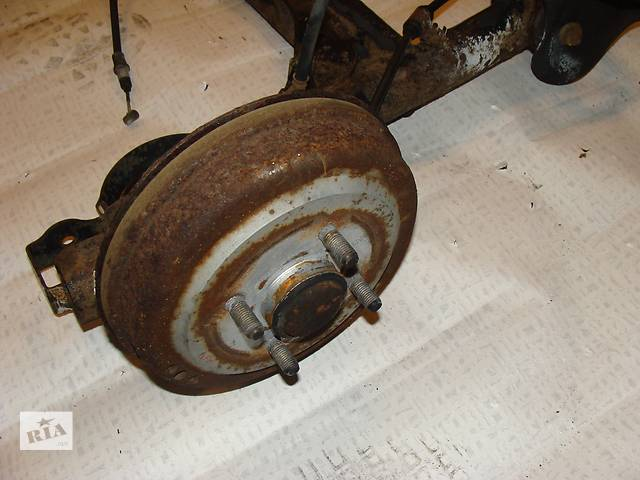 бу Б/у ступица задняя/передняя для легкового авто Chevrolet Aveo в Черкассах