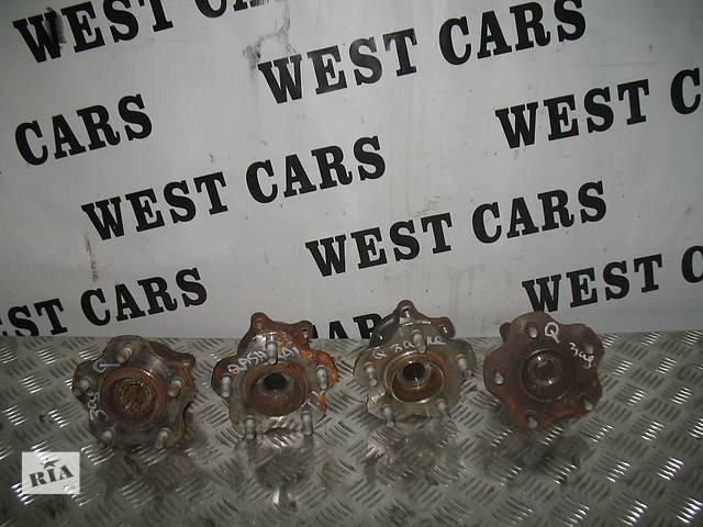 продам Б/у ступица задняя/передняя для легкового авто Nissan Qashqai бу в Луцке