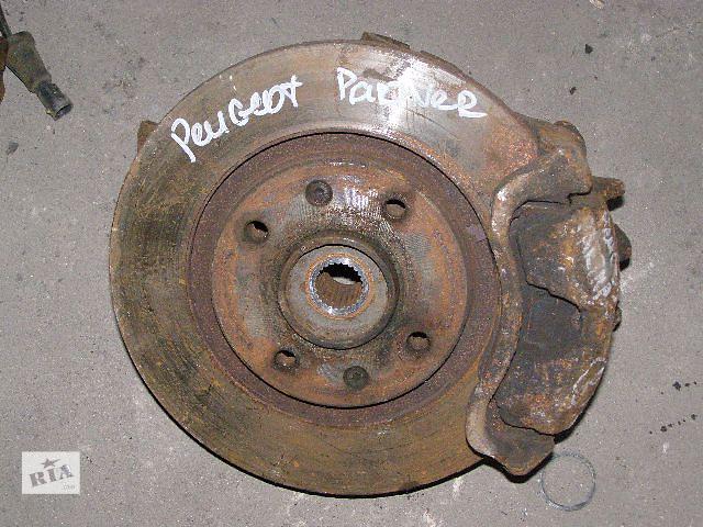 продам Б/у ступица задняя/передняя для легкового авто Peugeot Partner бу в Новой Каховке