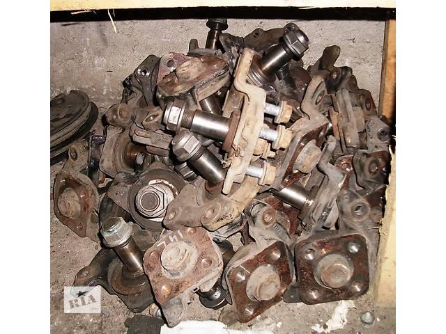купить бу Б/у Ступица задняя/передняя Renault Kangoo Кенго 1,5 DCI К9К 2008-2012 в Рожище