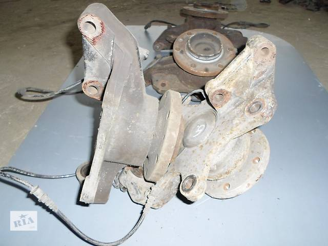 купить бу Б/у Ступица задняя/передняя Volkswagen Crafter Фольксваген Крафтер 2.5 TDI в Рожище