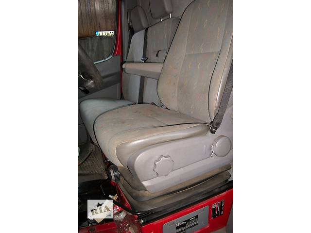 продам Б/у Сиденье 2й-ка пас. водителя Mercedes Sprinter W906 Мерседес Спринтер 2006-2011 бу в Рожище