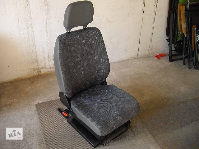 бу Б/у сиденье для грузовика Mercedes Sprinter 2004 в Белой Церкви