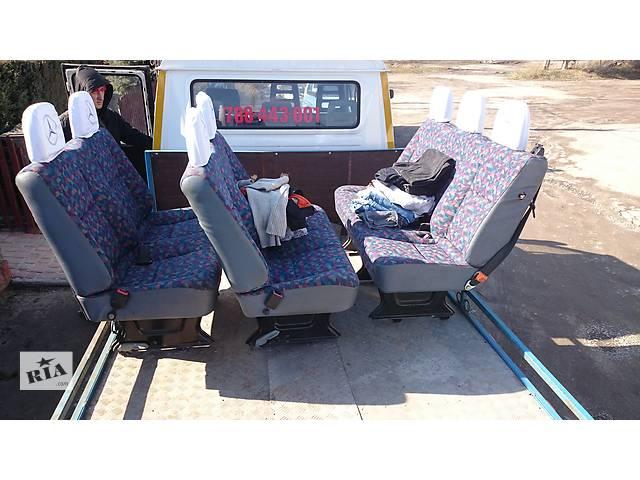 купить бу Б/у сиденье для грузовика Mercedes Sprinter Сидения в Львове
