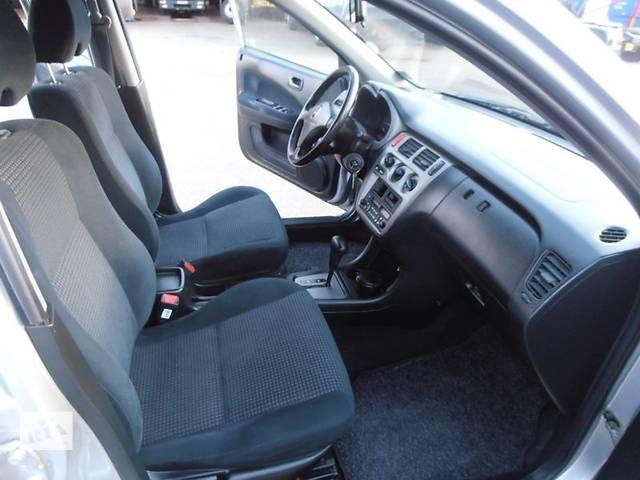 бу Б/у сиденье для кроссовера Honda HR-V в Киеве