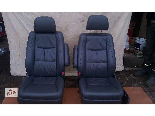 продам Б/у сиденье для кроссовера Lexus GX 470 2002-2009г бу в Киеве