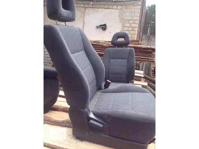 купить бу Б/у сиденье для кроссовера Mitsubishi Pajero Wagon 2005 в Чернигове