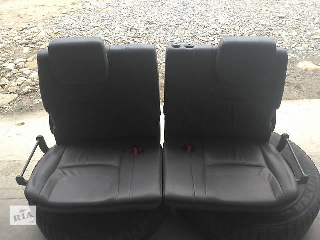 купить бу Б/у сиденье для кроссовера Toyota Land Cruiser Prado 120 в Черновцах