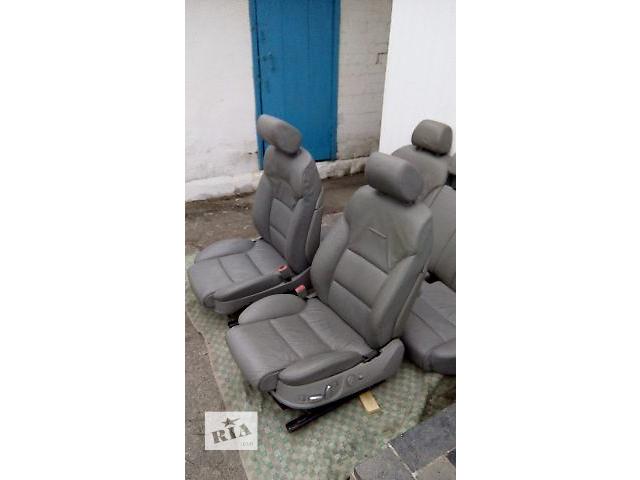 Б/у сиденье для легкового авто Audi A8- объявление о продаже  в Новограде-Волынском
